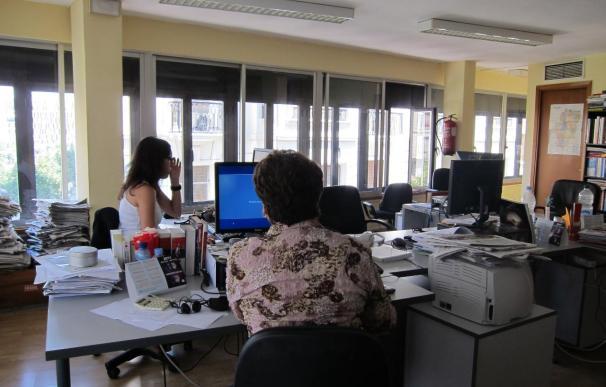 Solo un 12% de los españoles busca un nuevo empleo