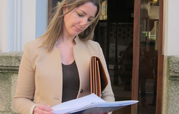 """La alcaldesa de Lugo reconoce que echa """"en falta"""" el partido y que la ausencia de órganos de dirección """"afecta"""" al PSdeG"""