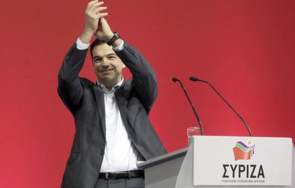 La campaña griega empieza con un duelo a distancia entre Samarás y Tsipras