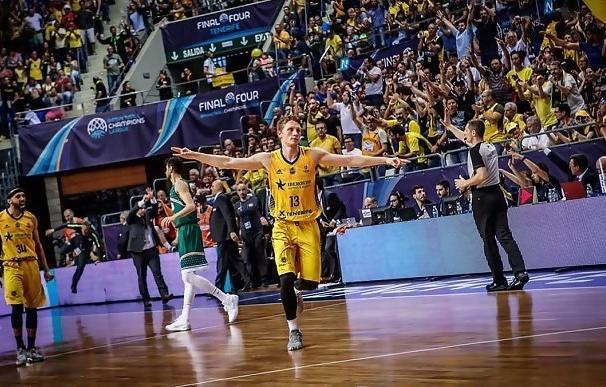 Iberostar Tenerife, campeón de la Champions