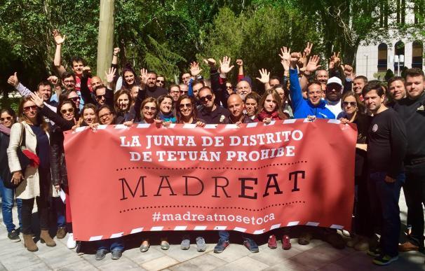 """Cs pedirá la comparecencia de Galcerán en el próximo pleno de Tetuán para que explique la """"prohibición"""" de MadrEAT"""