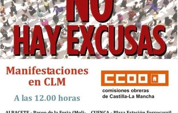 CCOO y UGT pedirán empleo estable y aumento de salarios en las movilizaciones por el Día de los Trabajadores este lunes