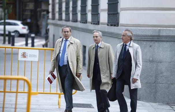 Gómez de la Serna declara este jueves como testigo en la causa que investiga a Martínez Pujalte