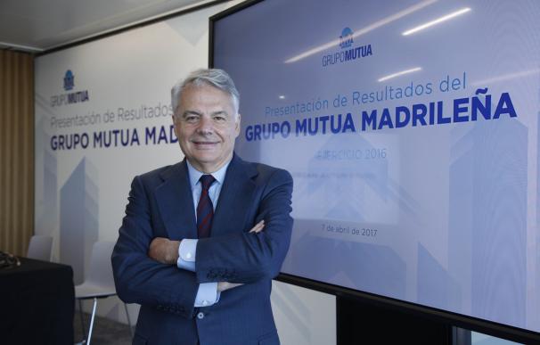 Mutua espera cerrar el ejercicio 2017 con un beneficio superior a los 250 millones de euros