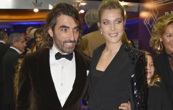Javier Hidalgo y su mujer Sol González, anfitriones del 30 aniversario de Air Europa