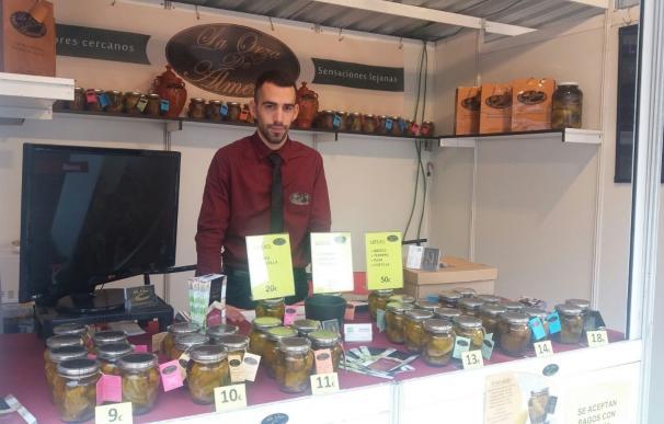 """La Orza de Almería lleva a 'Sabores Almería' sus conservas realizadas """"de manera natural"""""""