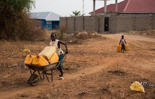 Sudán del Sur obtendrá 98 millones de euros para hacer frente a la hambruna y fortalecer su economía