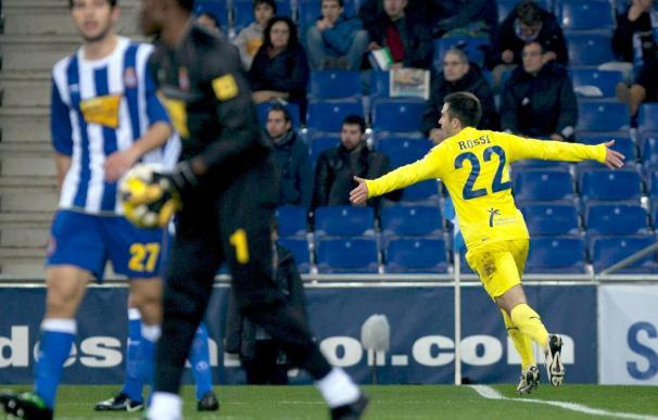 0-1. Una maravilla de Rossi corta las alas al Espanyol