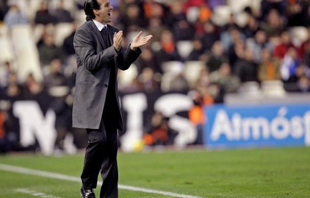 """Emery: """"Tendremos que sufrir para ganar a un rival muy motivado"""""""