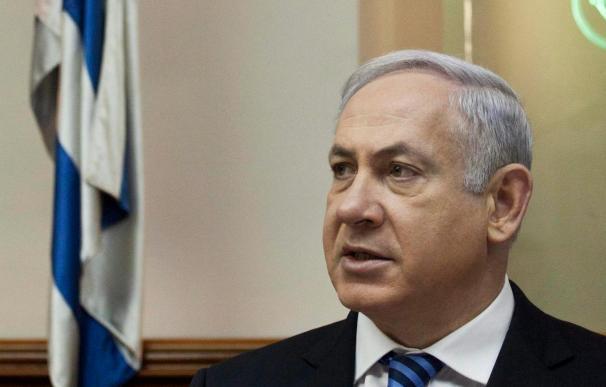 Netanyahu dice que su objetivo es garantizar que continúe la paz con Egipto