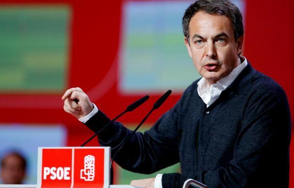 Zapatero pide a partidos sumarse al pacto más importante desde los de Moncloa