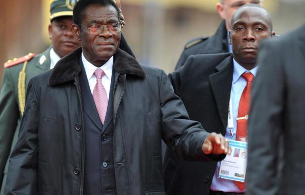 El Gobernante de Guinea Ecuatorial Teodoro Obiang nombrado presidente de UA
