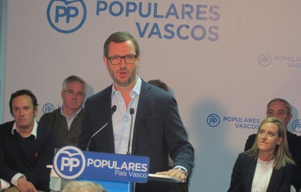 """Maroto reclama """"altura de miras"""" a la oposición para que """"por España"""" colaboren en la aprobación de los presupuestos"""