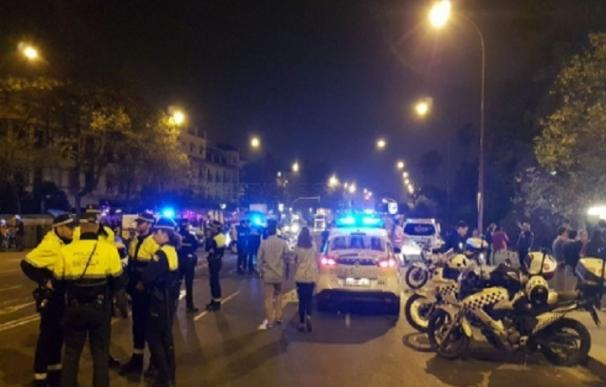 Un nuevo detenido y dos investigados por los incidentes de la pasada Madrugá