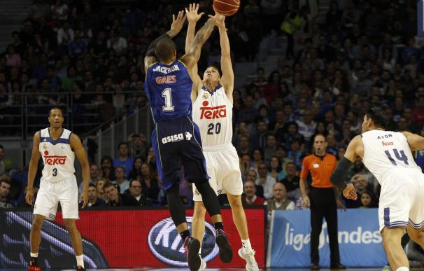 Previa del Real Madrid - Movistar Estudiantes