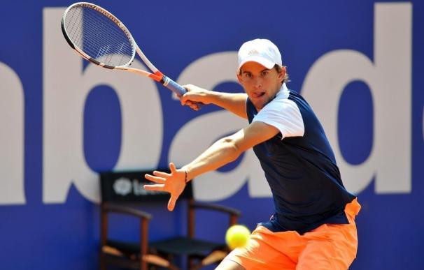 Thiem, intratable ante el número uno Murray, jugará su primera final en Barcelona