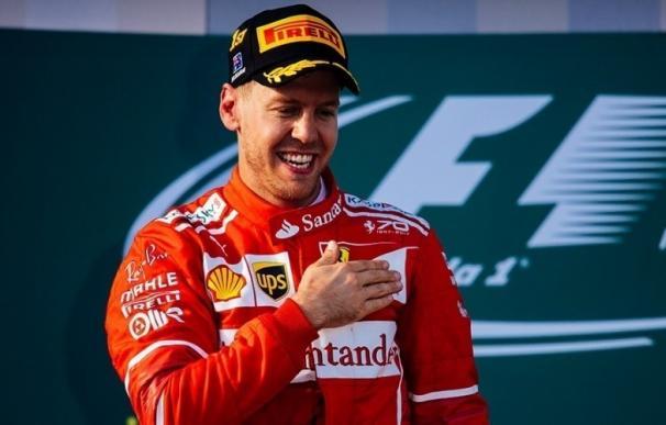"""Vettel: """"El domingo estará muy apretado"""""""