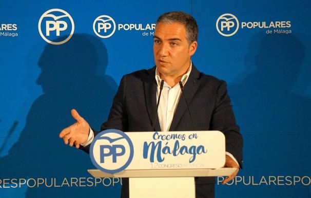 """PP-A dice que Andalucía """"no podrá levantar cabeza"""" si Díaz """"sigue de gira"""" porque """"no está ni diez minutos"""" en la Junta"""
