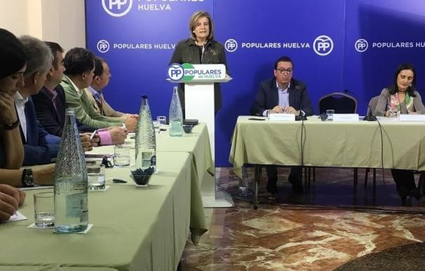"""Báñez afirma que el 72% del empleo indefinido destruido durante los años de crisis """"ya se ha recuperado"""""""