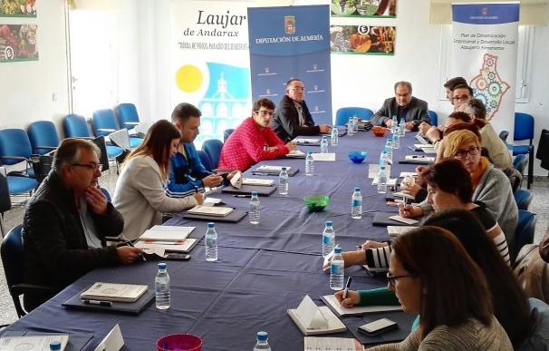 Diputación arranca el programa de Alta Dirección en Laujar con sesiones de experto en gestión de empresas