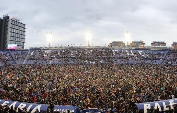 El Levante vuelve a Primera después de una temporada para el recuerdo