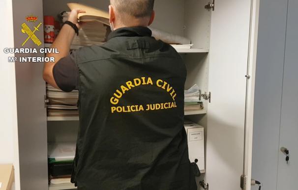 Detenidas 17 personas por una trama de usurpación de propiedades inmuebles en la provincia de Las Palmas