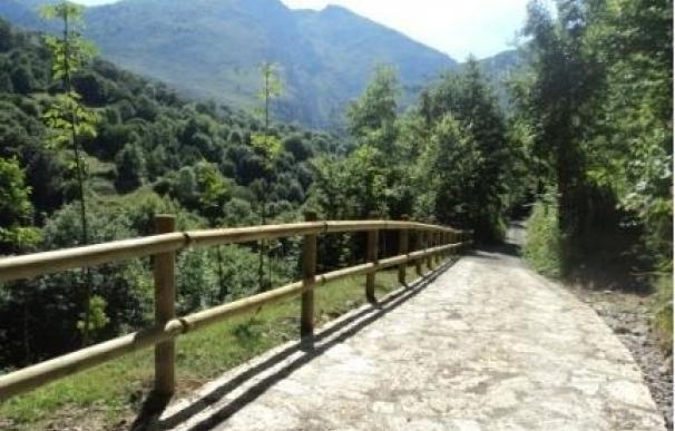 Una senda peatonal y para bicis unirá Oviedo con Lugones