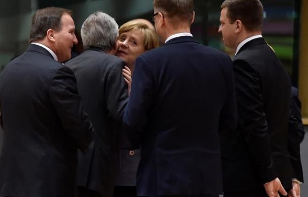 Los jefes de Estado y de Gobierno europeos han mantenido una cumbre en Bruselas.