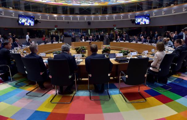 """La UE a 27 muestra """"unidad"""" y """"firmeza"""" en sus condiciones de divorcio con Reino Unido"""