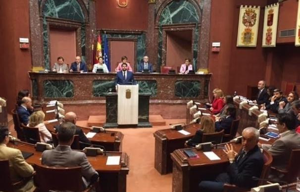 López Miras (PP) dice que no buscará el protagonismo como presidente de Murcia