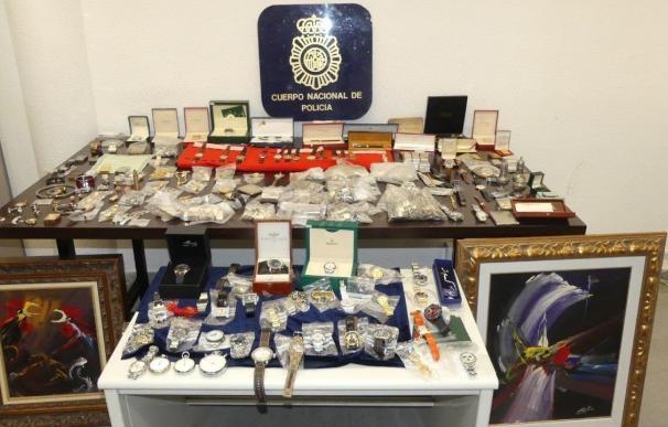 Detenido el dueño de un compraventa de oro de Marbella tras hallarse joyas robadas en el negocio