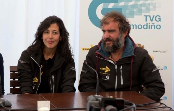 Finaliza 'Destino Santiago' tras casi 500 horas en directo de la primera experiencia de 'slow TV' en España