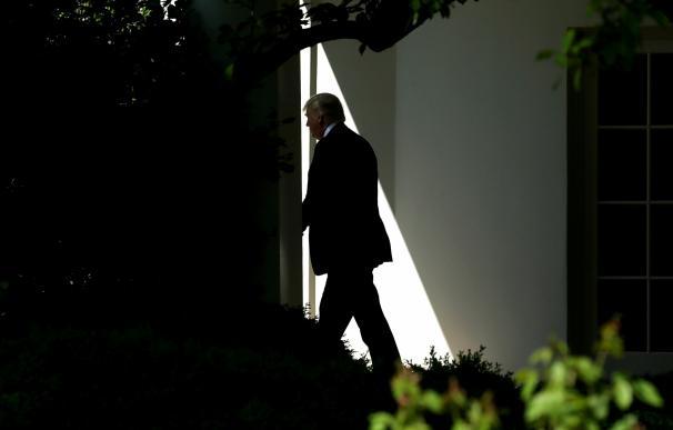 Donald Trump cumple cien caóticos días al frente de la Casa Blanca