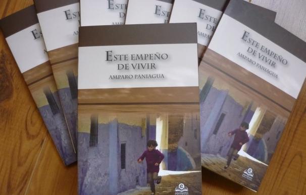 Amparo Paniagua dedica al empuje vital su último poemario, 'Este empeño de vivir'