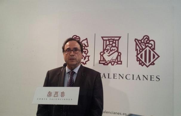 """Soler: """"Por muchos malabares que se quieran hacer, los PGE dejan a la Comunitat a la cola de la financiación"""""""