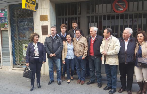 """Moreno, candidato a presidir PP de Jaén, presenta recursos que """"si se estiman"""" pueden convertirle en """"único candidato"""""""