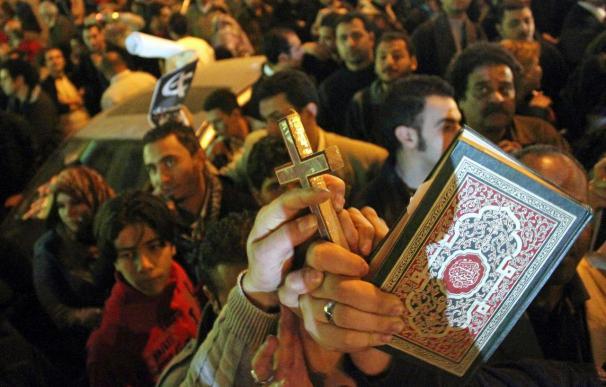 Comienzan las protestas contra el régimen de Mubarak en Egipto