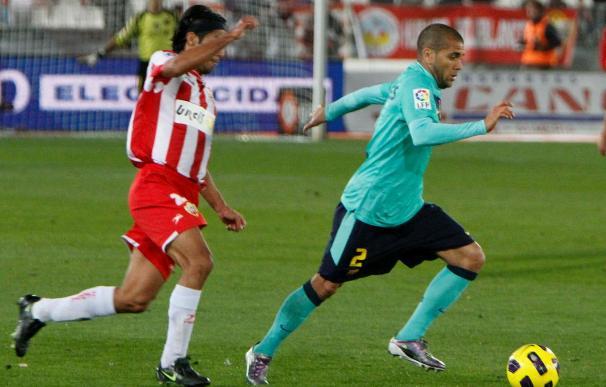 El Barcelona no se fía de un Almería motivado en una eliminatoria inédita
