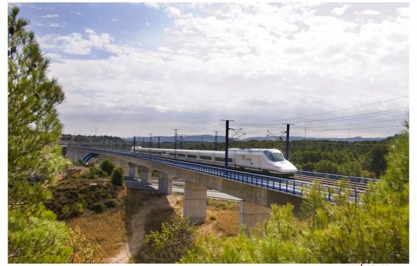 El AVE entre Catalunya y Francia supera los 2,5 millones de viajeros en sus tres años de funcionamiento