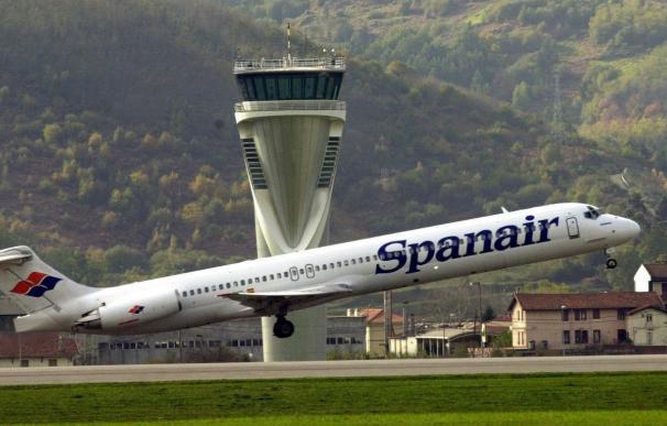 El Govern catalán sale al rescate de Spanair con un crédito de urgencia de 10,5 millones