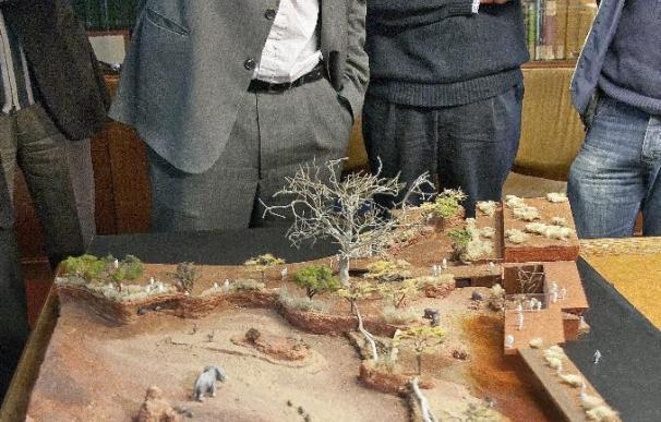El Zoo de Barcelona reproducirá una sabana de 10.000 metros cuadrados para sus elefantes