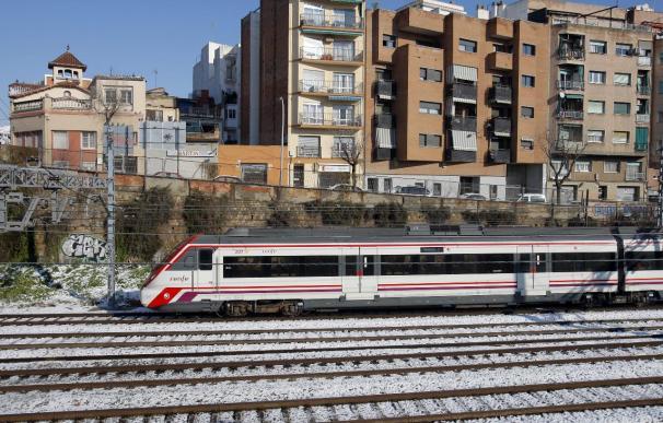 Renfe no garantiza el servicio de Cercanías por la huelga encubierta de los maquinistas