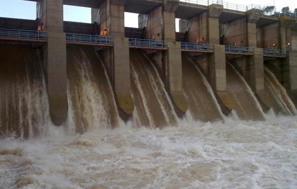 La reserva de agua se encuentra al 77,5% de su capacidad