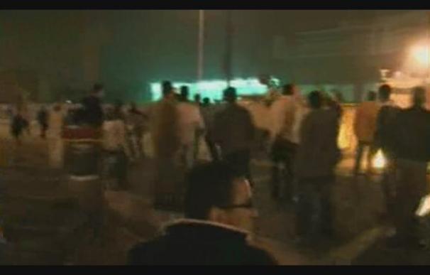 Continúan las protestas en Egipto para que Mubarak se vaya