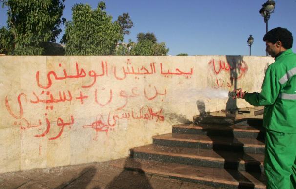 El Gobernador del Banco Central de Túnez dice que la situación está casi estabilizada