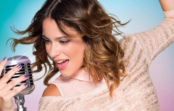 Violetta arrasa en su concierto y reúne a los famosos y sus hijos en Madrid