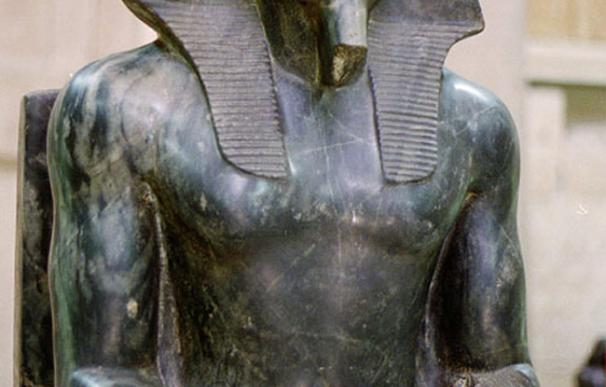 Una de las cientos de antigüedades que guarda el Museo Egipcio de El Cairo - Creative Commons