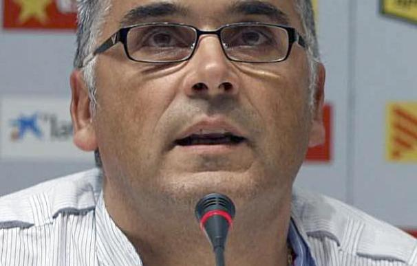 Collet dice que no desmontaron el equipo con las ventas de Víctor Ruiz y Dídac