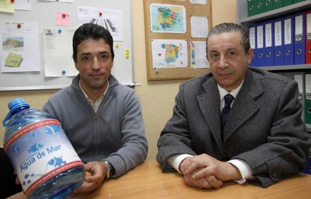 Una empresa de Palencia, pionera en España en embotellar agua del Cantábrico