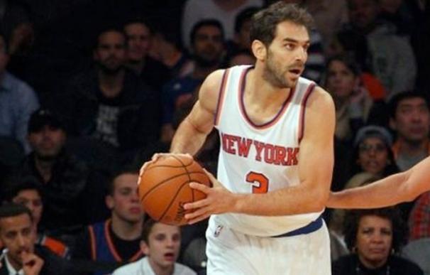 Los Knicks de Calderón siguen en caída libre
